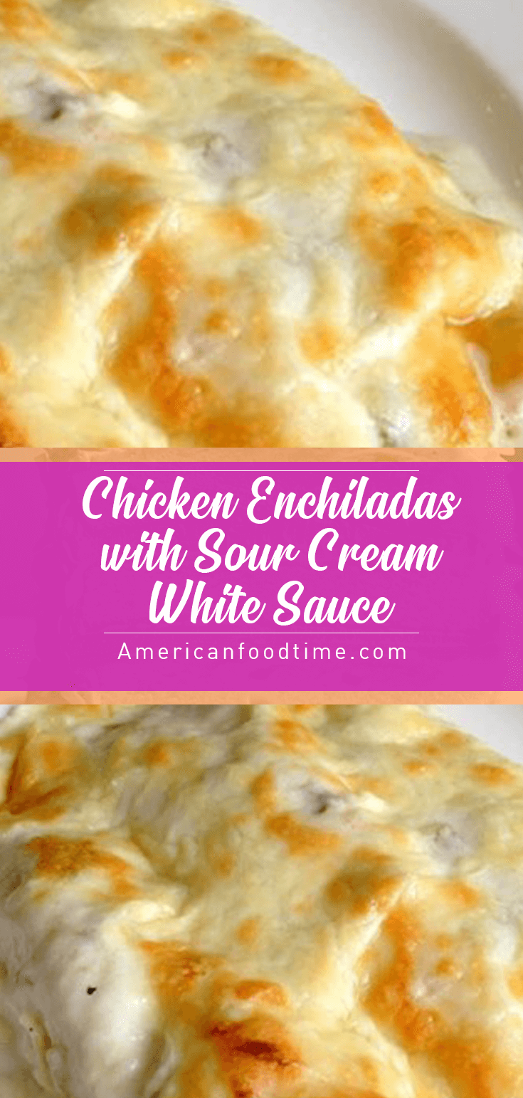 Https Americanfoodtime Com Wp Content Uploads 1502s Png In 2020 Sour Cream Chicken Enchilada Recipe Mexican Food Recipes Sour Cream Chicken