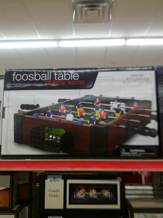 Mini Foosball Table Family Dollar 20 01