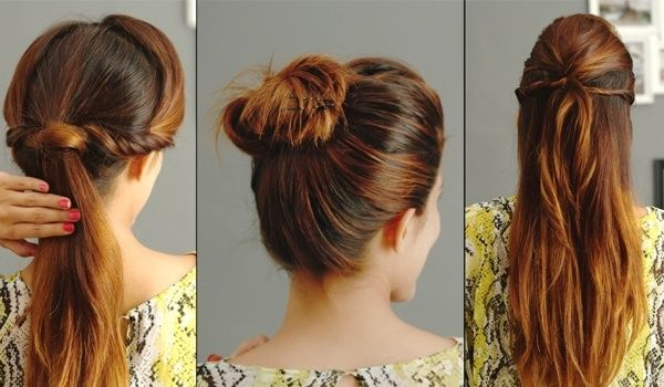 No Time To Wash Try These Oily Hair Hairstyles Easy Hairstyles Girls Hairstyles Easy Braided Hairstyles Easy