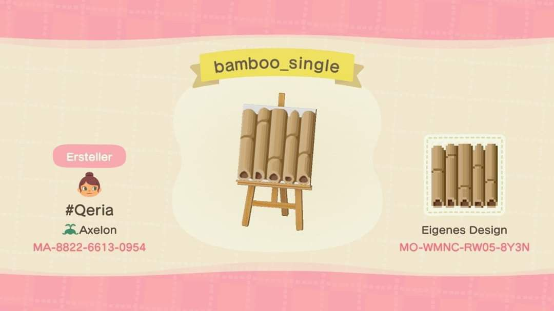 Bamboo Flooring Path Acnh In 2020 Animal Crossing Wild World Animal Crossing Animal Crossing 3ds