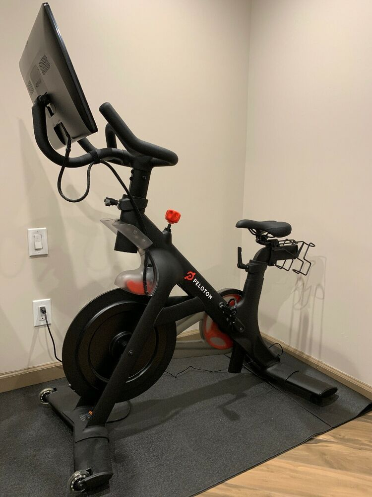 Ad Ebay Peloton Exercise Bike In Mint Condition Exercise