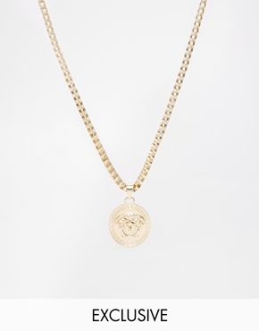 collier asos homme