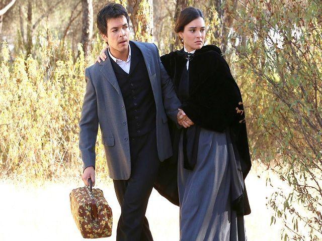 Anticipazioni Una Vita puntate spagnole: la fuga di Pablo e Leonor