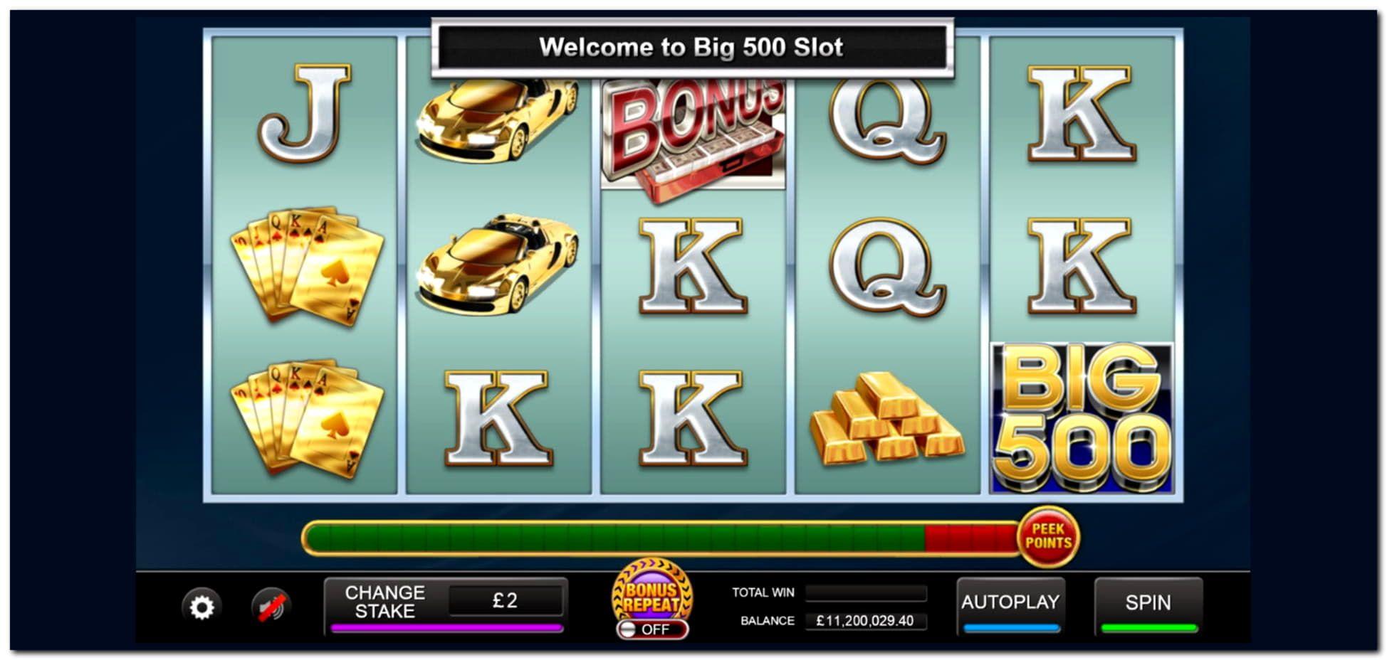 No Download Diamond Dare Bonus Bucks Slots