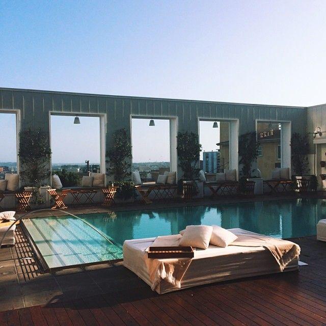 Beautiful Homes In Los Angeles: Sky Bar, Los Angeles