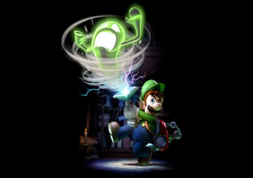 Luigi S Mansion Dark Moon Halloween Costumes Paco As