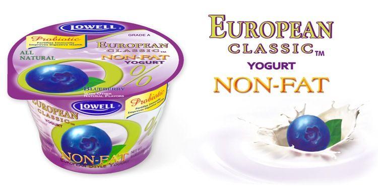 Lowell - European Style Yogurts