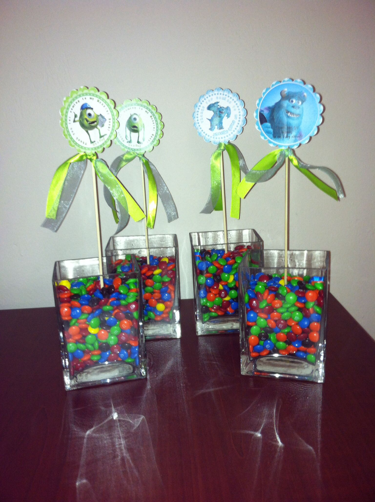 Monsters Inc Baby Shower Decorations Part 26 Monsters Inc Party