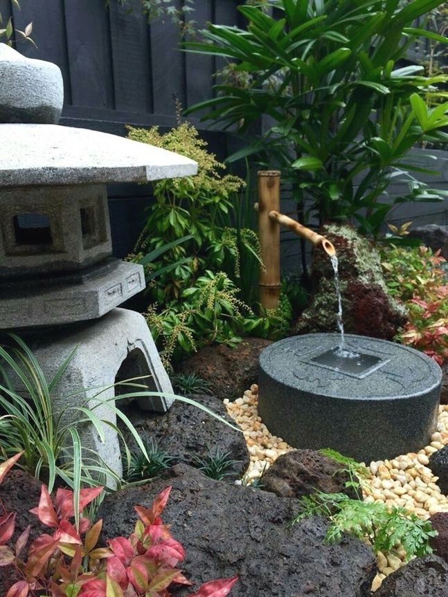 Japanese garden #japanesegardening Rock gardens of japan - mini jardin japonais d interieur