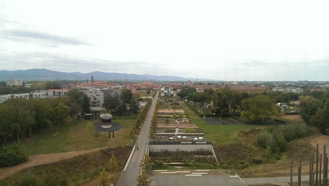Landau, ehemaliges Gartenschaugelände