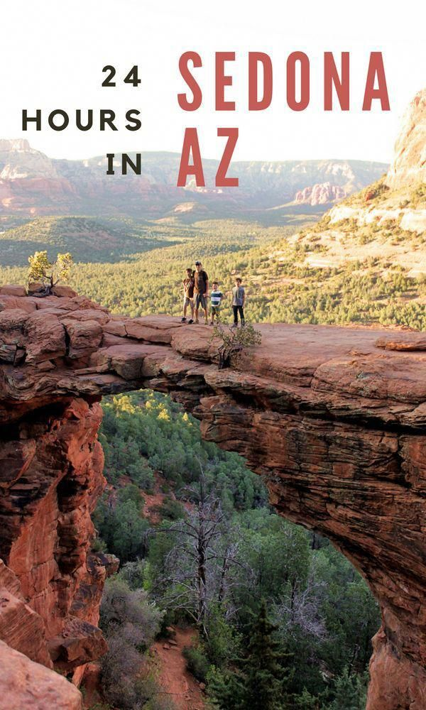 How to Spend 24 hrs in Sedona Arizona| Simply Wand