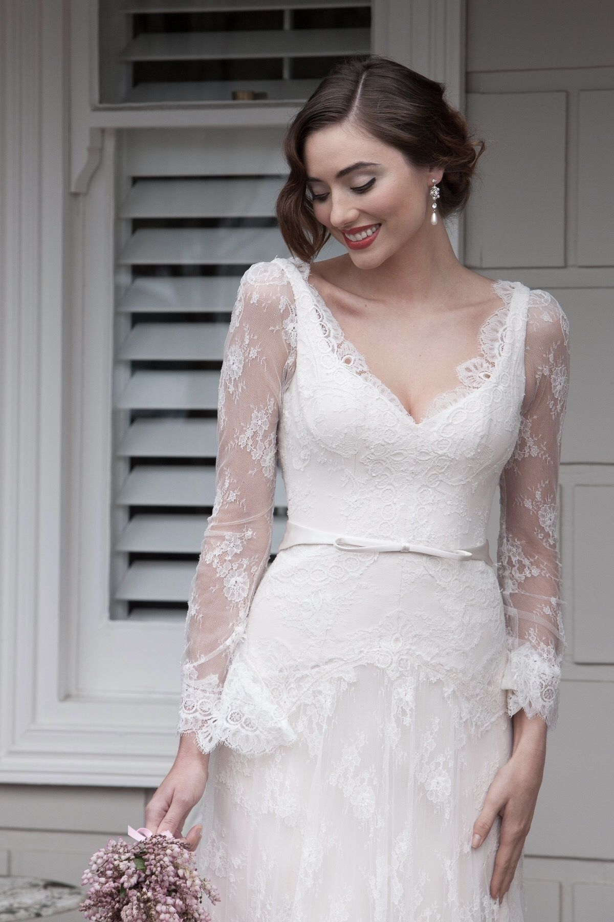 Catherine R Couture Melbourne bridal gowns, wedding