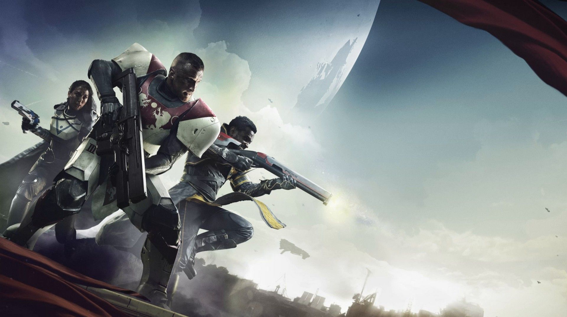 Destiny 2 Wallpaper Destiny, Destiny 2 trailer, Xbox one