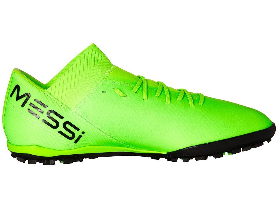 a96253f1767 adidas Nemeziz Messi Tango 18.3 TF Men s Soccer Shoes Solar Green Black Solar  Green