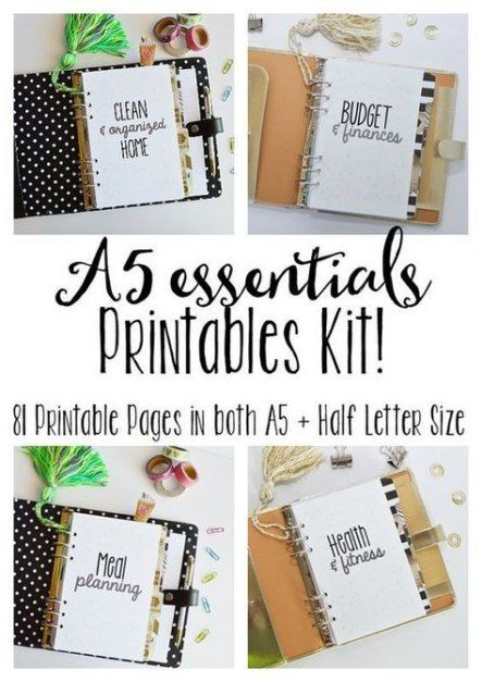 Fitness planner pages kikki k 70 ideas for 2019 #fitness