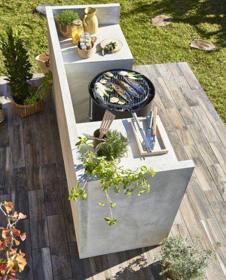 Materiel Espace Barbecue Cuisine Exterieur Barbecue Jardin