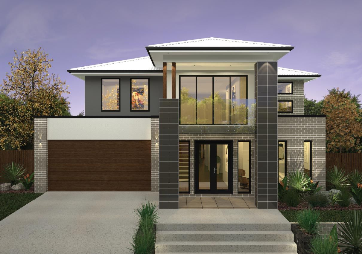 Two Storey DW Homes Vantage