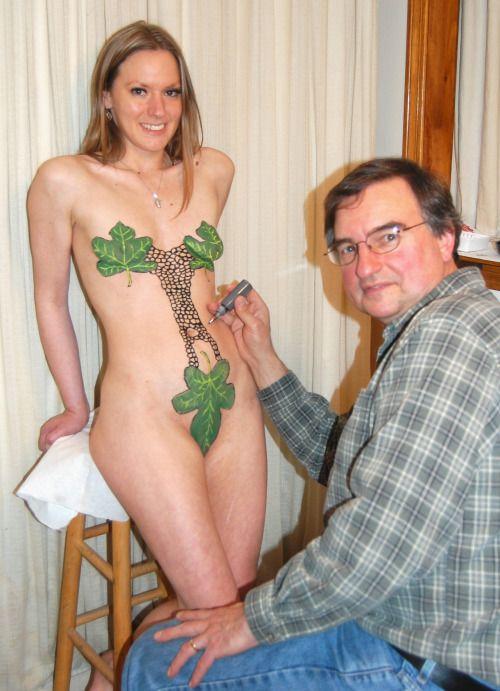 Body Art - Body painting - Sexy - I love sexy body art - More : www.ilovesexybodyart.com