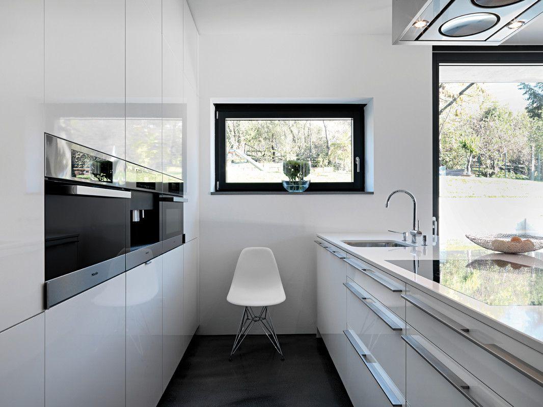 Daglicht Je Keuken : Laat met daglicht je keuken stralen! grote ramen in combinatie met