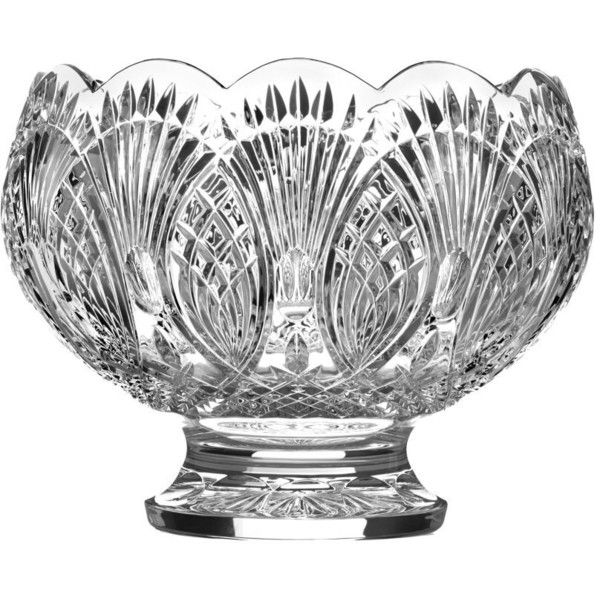 Waterford John Connolly Circle Of Friends Punch Bowl 2 000 Liked On Polyvore Featuring Home Kitchen Din Waterford Crystal Punch Bowls Crystal Glassware