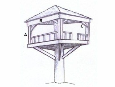 Free Diy Tree House Plans To Make Your Childhood Or Adulthood