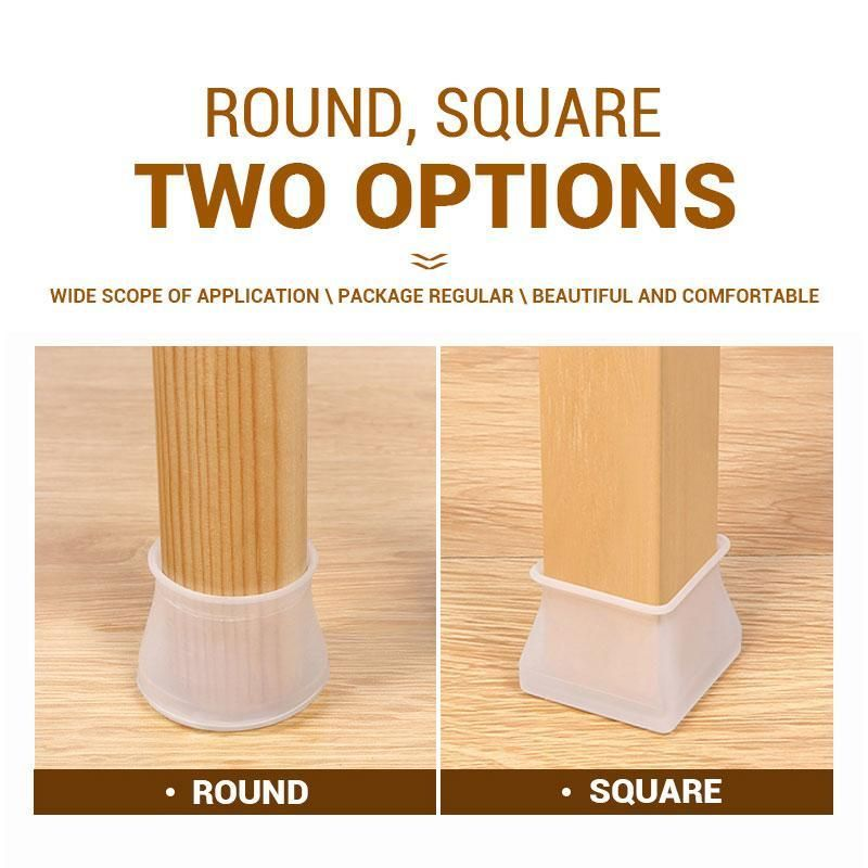 Floor Protectors For Chairs, Dining Room Chair Feet Pads