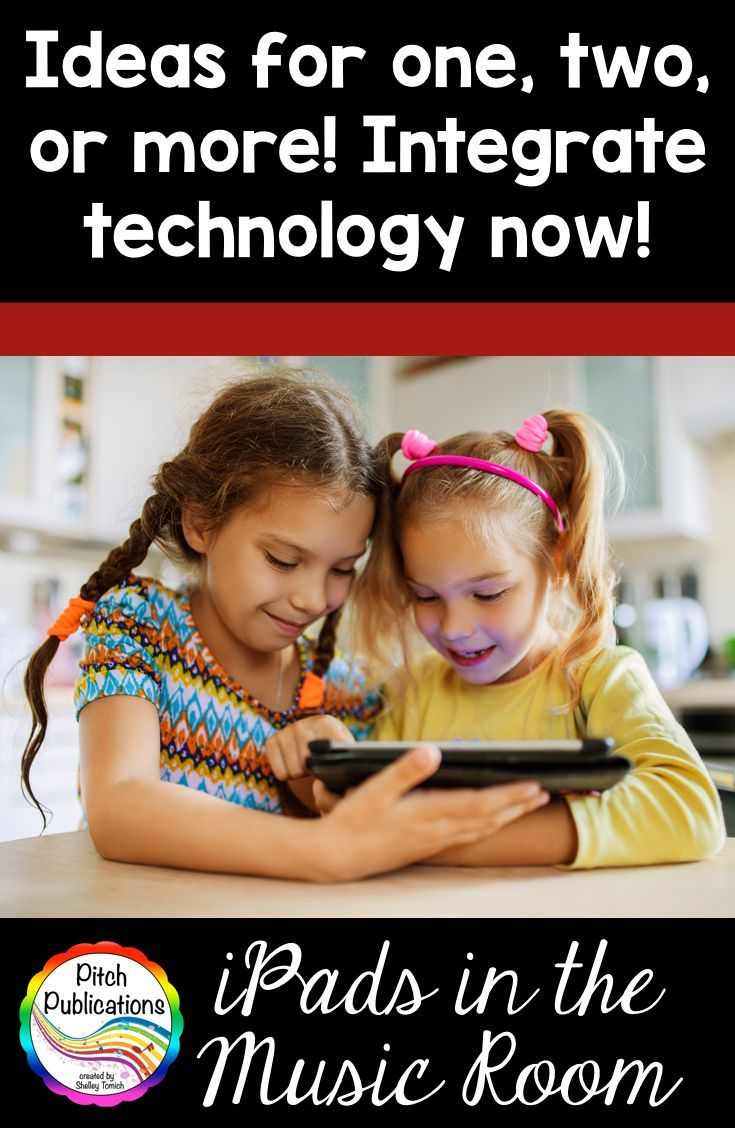 Tech Talk Tuesday Intro to iPads in My Music Room Music