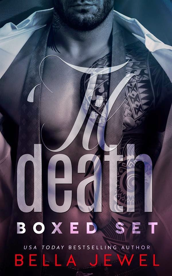 Toot's Book Reviews: Spotlight, Box Set Sale Promo & Giveaway: 'Til Death Boxed Set by Bella Jewel