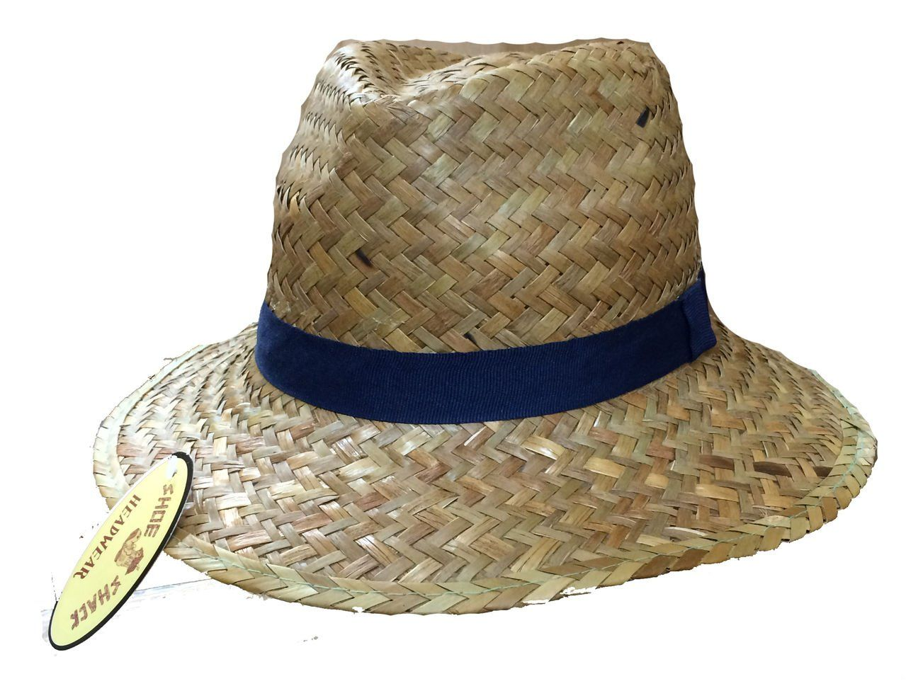 HM7100 - Large Garden Beach Summer Sun Straw Hat for Mens | Van Gogh ...