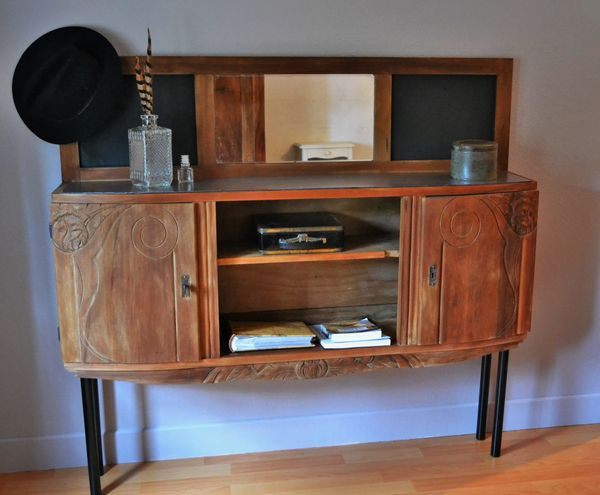 Meuble D Entree A 309 Meubles Art Deco Relooking De Mobilier Mobilier De Salon