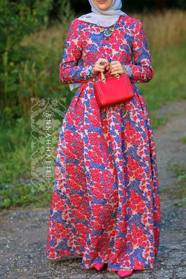 2fdc1e5b662c1 BELLA OCCASSIONAL DRESS | ANNAH HARIRI | ANNAH HARIRI | Hijab ...