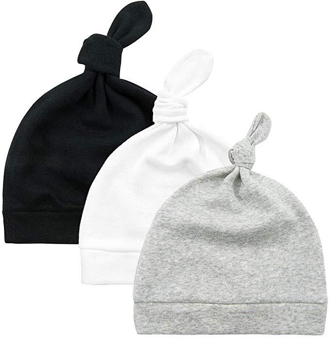 Beanie Hat Knot Hat Child Hat Baby Hat Newborn Hat