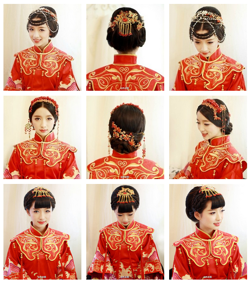 Chinese Hairstyles Chinese Hairstyles Pinte