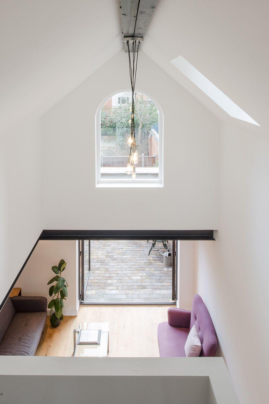 Intervention Architecture transforms Victorian coach house into ...