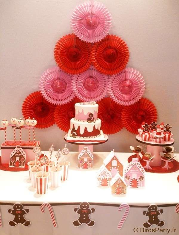 Christmas Party Planning Ideas Part - 16: Gingerbread Christmas/Holiday Party Ideas