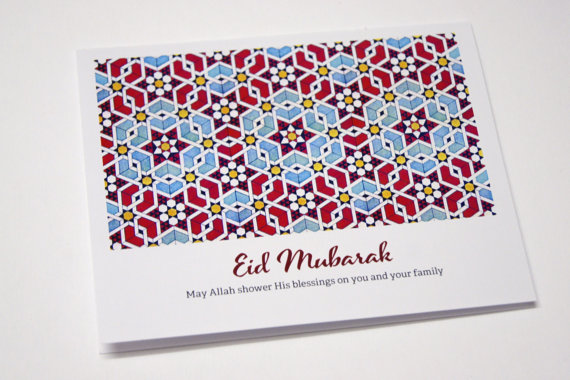 Quick And Easy Diy Eid Cards That You Can Print At Home Or Local