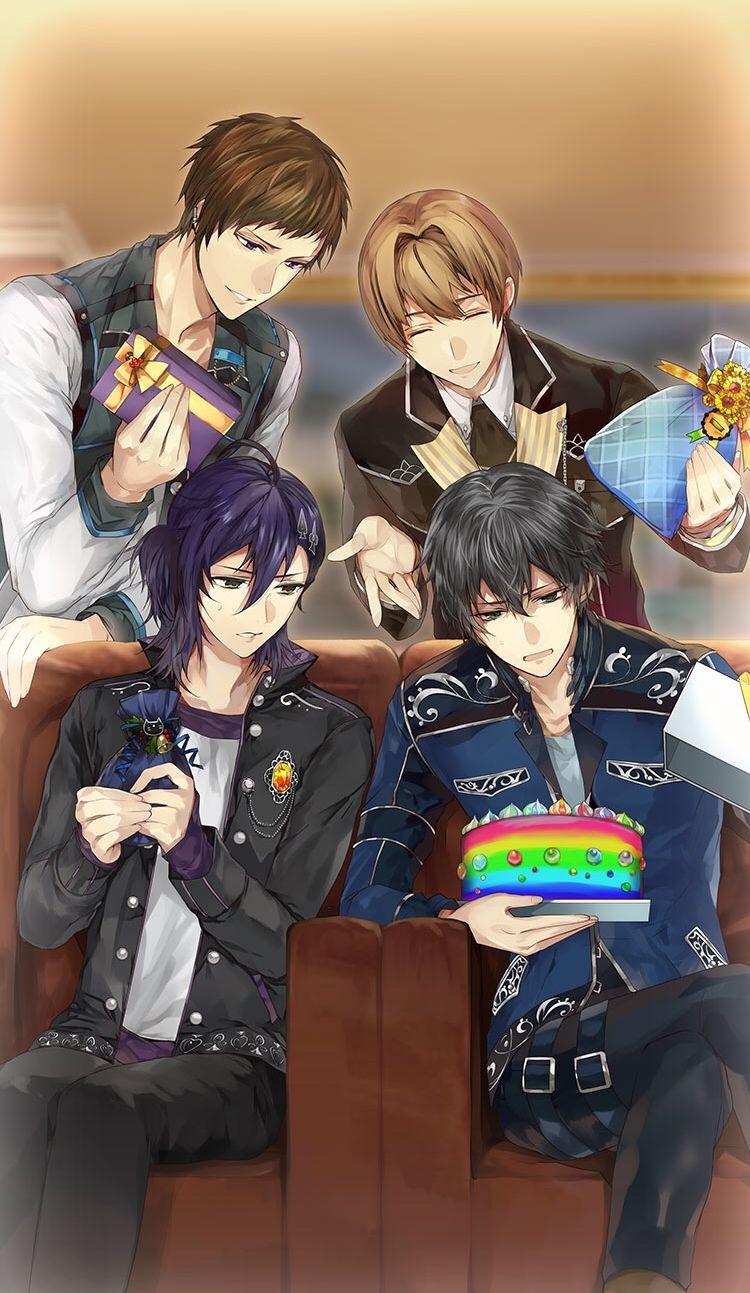 Pin By Samantha Kuninchalykiknu On イケメンシリーズ Friend Anime Cute Anime Guys Anime