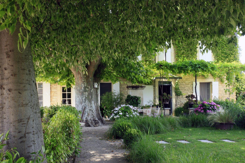 Jardin champêtre avec piscine à Monteux réalisé par les paysagistes ConceptuELLES (mit Bildern ...