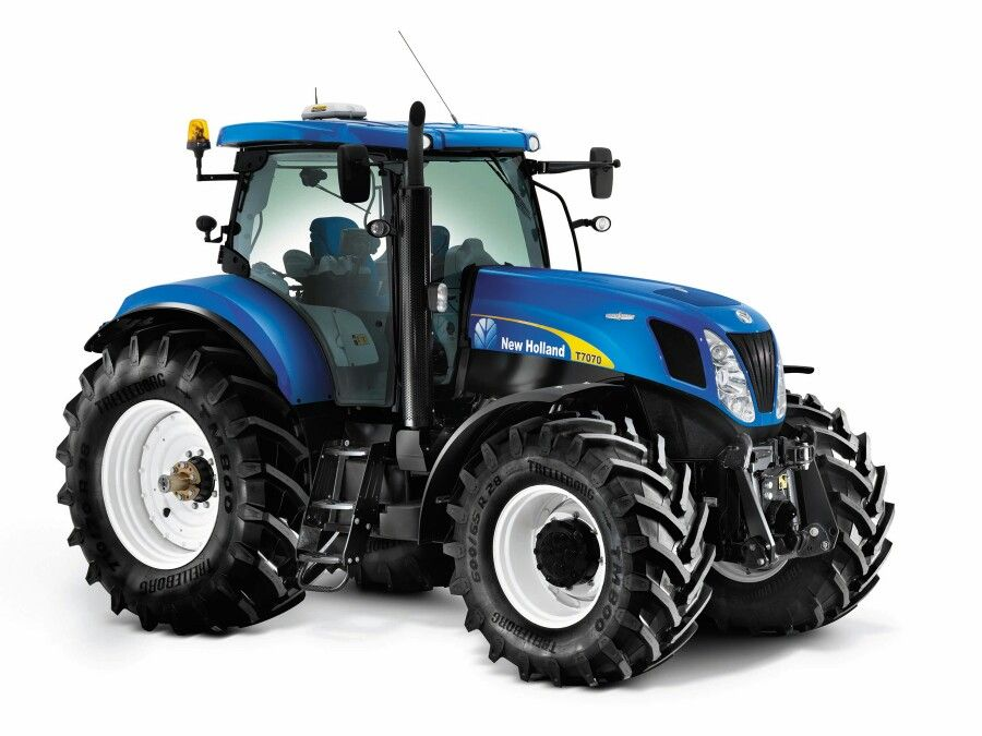 New Holland T7070 Full Spec New Holland Ford New Holland