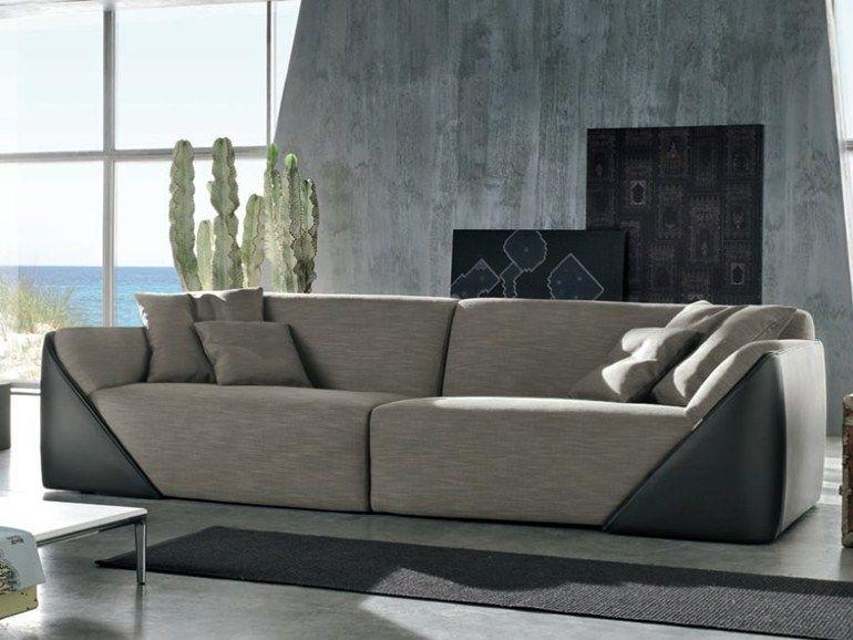 Design Leather Sofa Lagoon Sofa Alivar Luxury Sofa Sofa Furniture Sofa Design