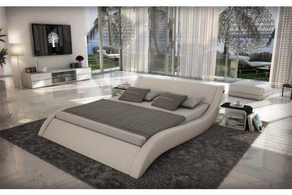 Elegantes Bett In Wellenform Designer Bett Bett Modern Bett