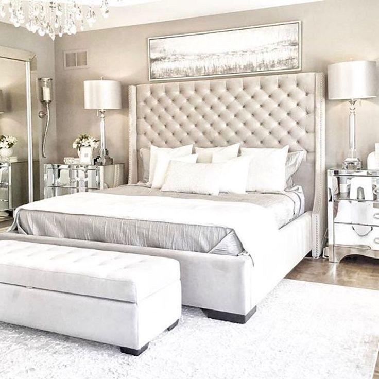 Photo of 64 moderne und schlichte Ideen für das Schlafzimmerdesign 5