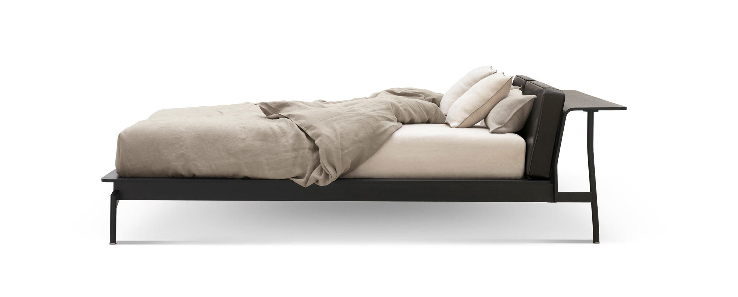 L41 Sled Bed By Rodolfo Dordoni Cassina With Images Bed