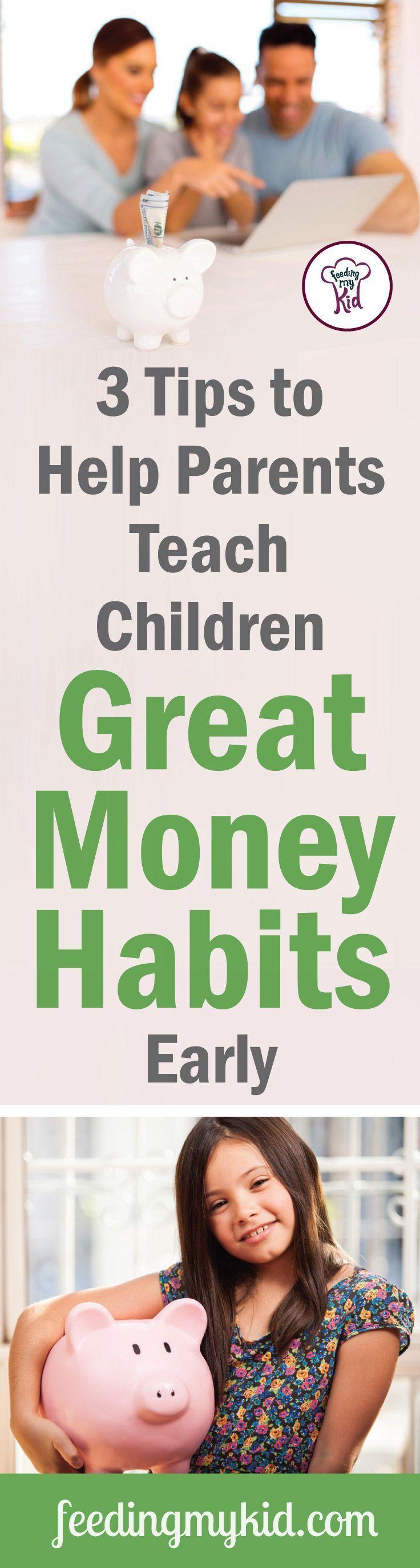 3 Tipps wie Eltern Kindern frühzeitig gute