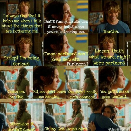 Probably the best densi scene ever. 6x03.