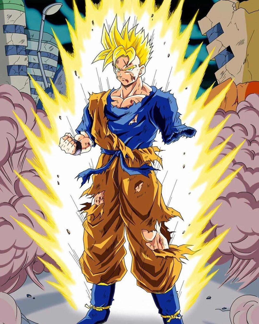 Son Gohan Du Futur Abonne Toi A Supersaiyajin45 Identifie Tes Amis Et Partage Un Maximum Dragon Ball Artwork Dragon Ball Super Manga Anime Dragon Ball