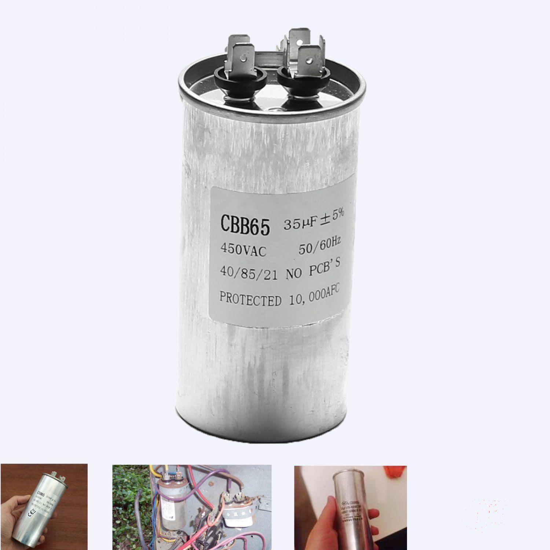 CBB65 450VAC 35uF Motor Capacitor Air Conditioner