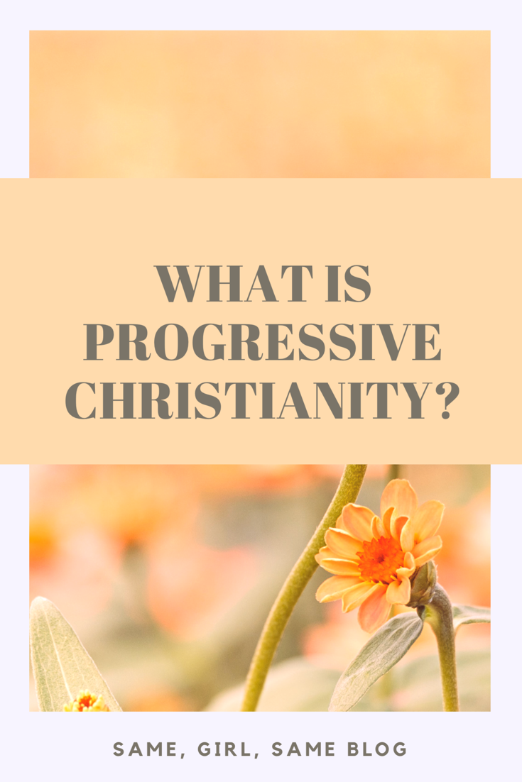 What is Progressive Christianity? Christianity, United