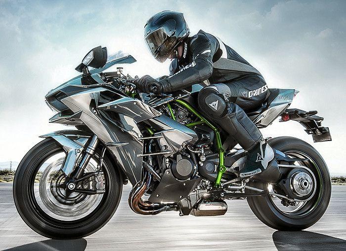 Kawasaki 1000 Ninja H2 2015 Motorcycle Kawasaki Ninja New
