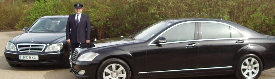 Professional Chauffeured Services UK